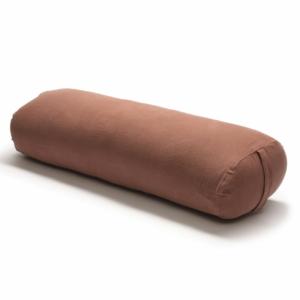 billede af yogabolster i rust